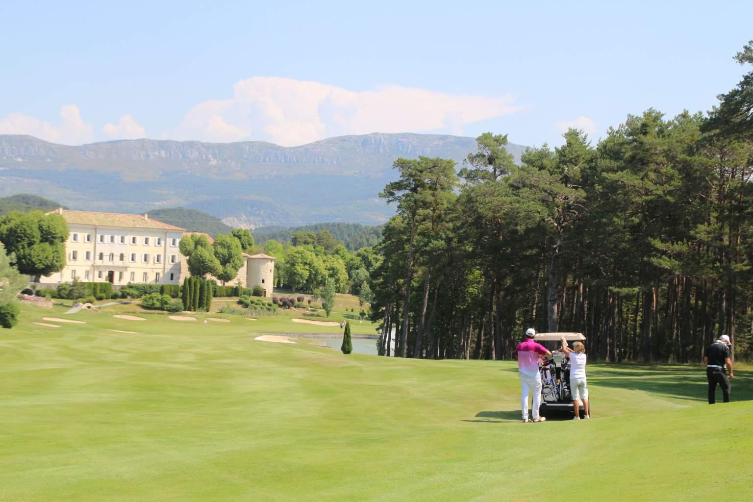 GolfChâteau Taulane