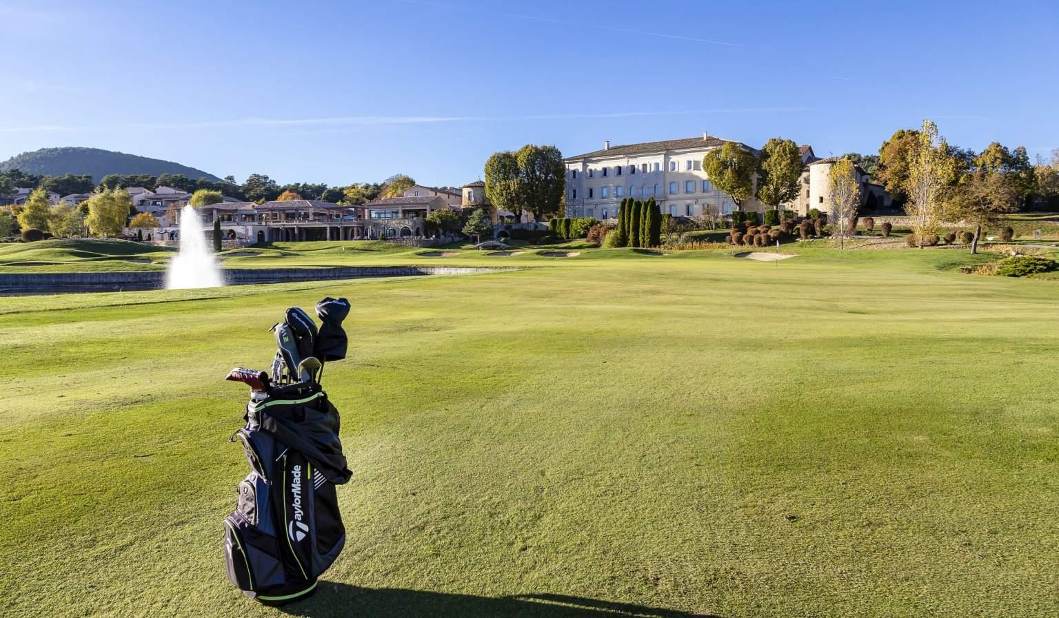 golf course - Château