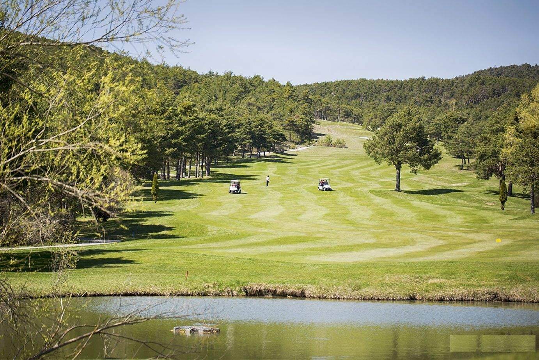Golf Château Taulane